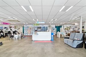 banque accueil conseil caisse magasin vente et location maintien à domicile bastide le confort médical carcassonne